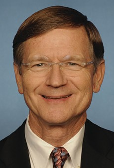 Lamar Smith chimes in on immigration… again.