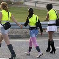 Last minute costume idea: Spanish hooker