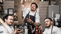 Culinary Dream Teams: Diego Galicia, Rico Torres and Jesse Torres