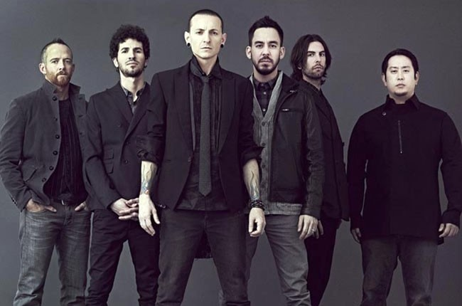 Linkin Park - COURTESY