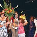 Perello's Flamenco Fashion Show a luscious feast