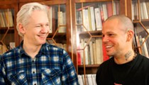 """Listen/read: """"Multi_Viral,"""" a Collaboration of Calle 13 and WikiLeaks' Julian Assange"""