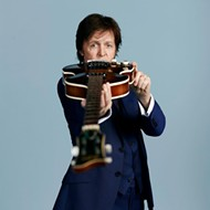 "Listen to Paul McCartney's ""New"" single: album out Oct. 15"