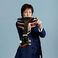 "Listen to Paul McCartney's ""New"" single: album out Oct. 15"