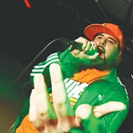 Live & Local: Artslam! Five Year Anniversary Party feat. OBX and DJ Tech-Neek (with video)