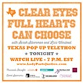 Lizz Winstead and Sarah Silverman to host an online telethon tonight for Texas women's rights. FIGHT FOR YOUR LADYPARTS!