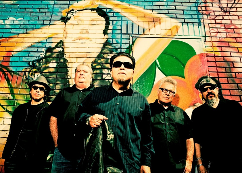 Los Lobos - COURTESY