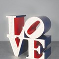 McNay's 'Beyond Love' A Superb Illumination of LOVE-master Robert Indiana