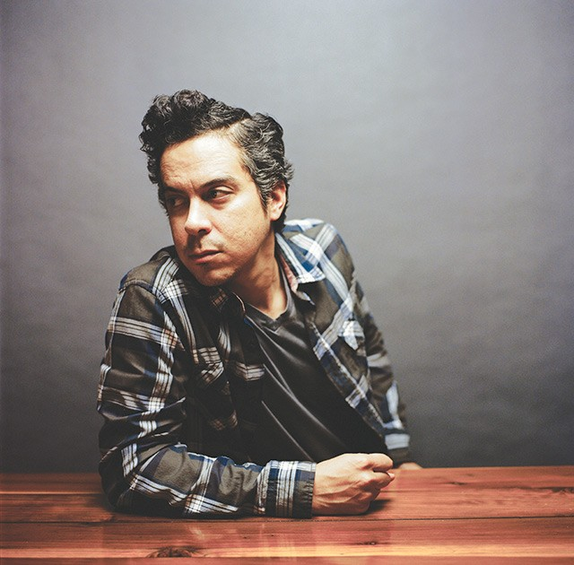 """M Ward: More than the """"Him"""" in She & Him - COURTESY PHOTO"""