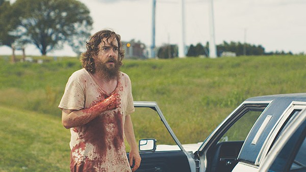 Macon Blair as Dwight Evans in 'Blue Ruin' - COURTESY PHOTO