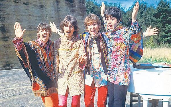 'Magical Mystery Tour' - COURTESY PHOTO