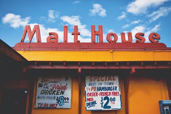 Malt House: An SA landmark (even if the food misses the mark). - RICK CORTEZ