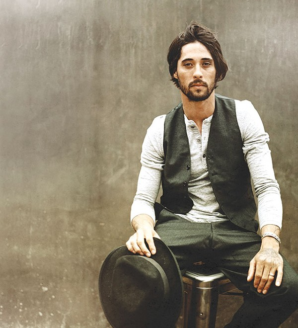 MAmericana rocker Ryan Bingham - COURTESY PHOTO