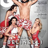 Nothin' But Net: Spurs Ace Shooter Marco Belinelli Lets It All Hang Out