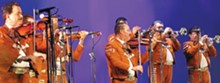 Mariachi Vargas, coming to Lila Cockrell Theater December 1.
