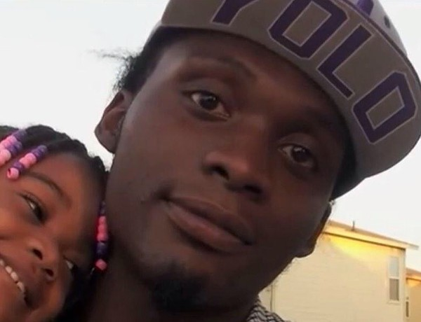 Marquise Jones was shot and killed by Robert Encina, a off-duty San Antonio Police Department officer. - COURTESY