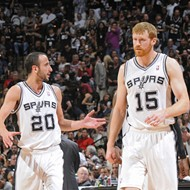 Matt Bonner Re-signs with Spurs