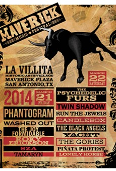 Maverick Fest 2014 Reveals Final Lineup: Lonely Horse Is In