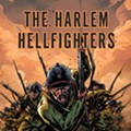 "Max Brooks' Graphic Novel ""The Harlem Hellfighters"" Turns his attention from Zombies to WWI"