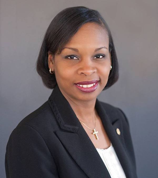 Mayor Ivy Taylor - COURTESY
