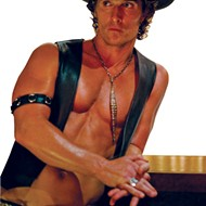 Matthew McConaughey dressed more likely to impress