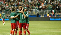Mexico Crushes S. Korea 4-0 at the Alamodome in front of Record-Setting Crowd Of 54,313