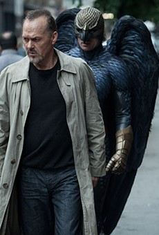 Michael Keaton Reaches Great Heights in 'Birdman'