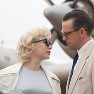 Michelle Williams leaves everyone else, even the film itself, in her dust as Marilyn Monroe