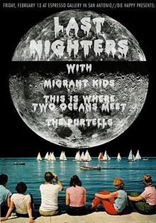 Migrant Kids @Espresso Gallery