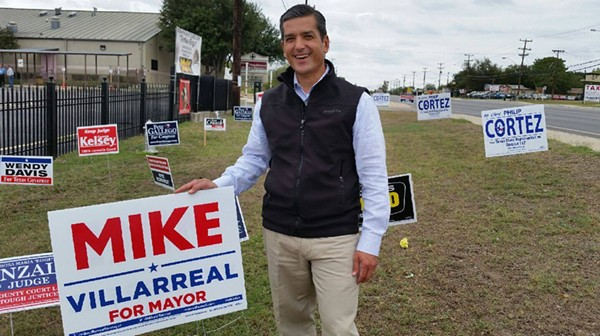 Rep. Mike Villarreal - COURTESY