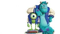 'Monsters University': When Hairy met Mikey