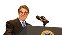 Mr. Perry isn't likely for the Oval Office