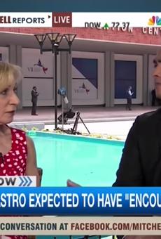 MSNBC Anchor Misidentifies Joaquin Castro As 'Cuban-American'