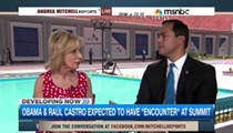 MSNBC Anchor Misidentifies Joaquin Castro As 'Cuban-American'