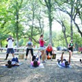 41. Get In Shape With Fitness In The Park
