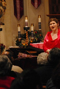 Musical Bridges Around the World plays San Fernando Cathedral