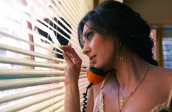 Nadine Labaki directs and stars in Caramel.