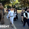 Nerds Unite for San Antonio's Wookiee Walk