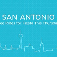 Hey, Party People: Uber Is Giving Free Rides Thursday For Fiesta