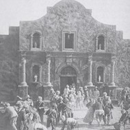 San Antonio's Alamo To Join The List Of World Class Icons