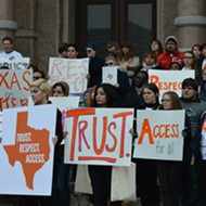 Texas May Create Separate 'Abortion Insurance' Today