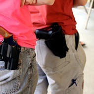 Texas Wants You To Bring Concealed Handguns To College