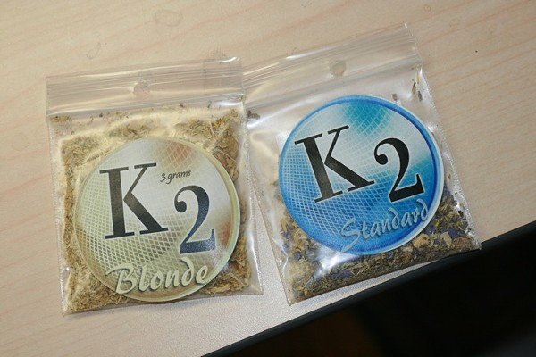 A Texas senator wants to beef up the Lone Star State's synthetic pot ban. - VIA DESIGNERDRUGS.ORG