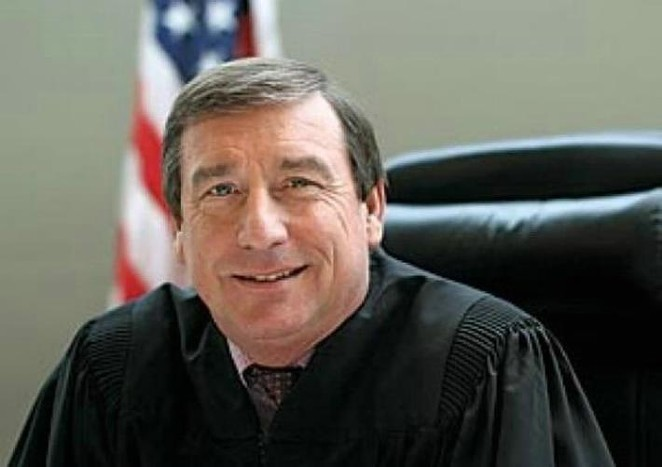 U.S. District Judge Andrew S. Hanen - COURTESY