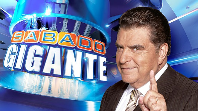 "Don Francisco and ""Sábado Gigante"" are hanging it up after more than a half century on the air. - UNIVISIÓN"
