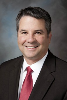 Lubbock Republican Charles Perry wants to punish Texas cities that don't want to touch immigration enforcement.