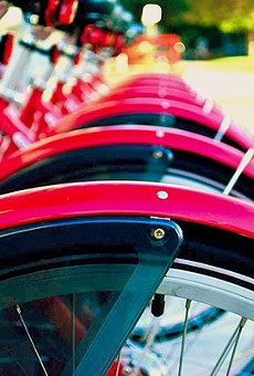 B-cycle at UTSA Numbers Are Out ... And They Suck