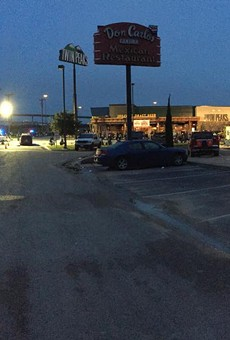 The morning after a massive biker brawl in Waco on Sunday that left nine dead and 18 injured.