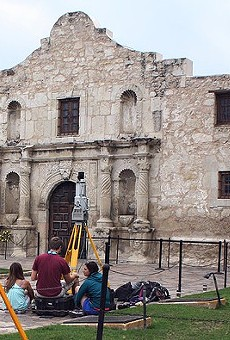 The Alamo set to receive some much-needed restoration funding.