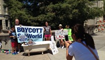 SeaWorld Releases Video Showing Critic Being Drunk And Racist